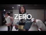 1Million dance studio Zero - Chris Brown Lia Kim Choreography
