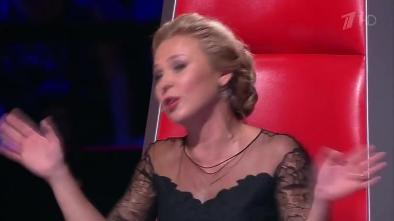 Голос 2 сезон Нодар Ревия - Kiss
