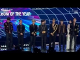 [VIDEO] 171201 EXO - Album of the Year @ 2017 Mnet Asian Music Awards in Hong Kong