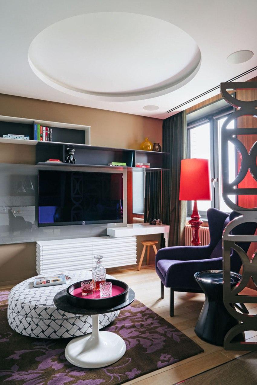 Квартира 45 м в Москве.