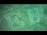 #Черное_море . Берег Феодосии. Погружение с аквалангом.