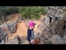 2018 Камбоджа Обзор храма Ta Keo