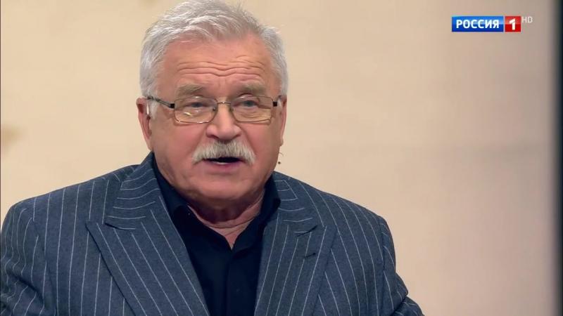 Никита Михалков оккупировал комнату Сергея Никоненко в коммуналке