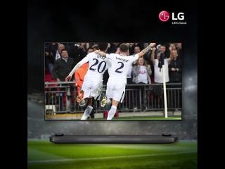 LG OLED TV - Английская Премьер-лига
