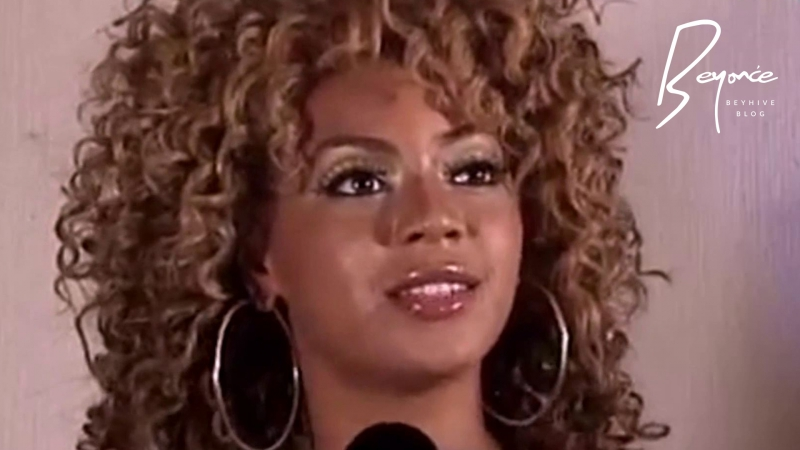 Destiny's Child    Interview [2002]
