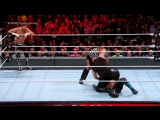 WWE 2017 01 28 Royal Rumble PPV AJ Styles vs. Kevin Owens and Sami Zayn (WWE Championship)
