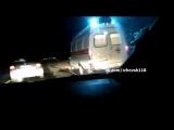 Страшная  авария у малой пурги.