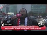 Pogba fan chant