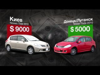 Как развивается автомобильный рынок в Донецке?