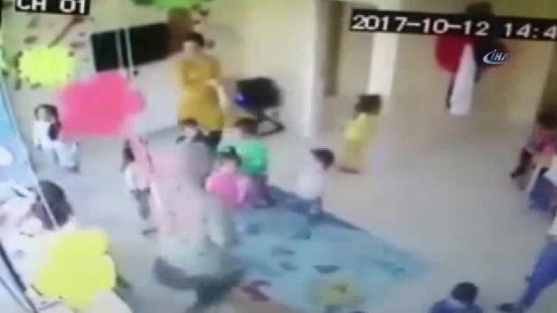 В Турции полиция задержала 4 воспитателей по обвинению в жестоком обращении с детьми