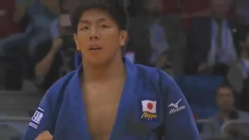 Riki Nakaya - Ippon-seoi-nage Ko-uchi-maki-komi