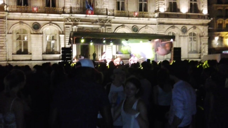 Fête de la musique Lyon Hôtel de ville