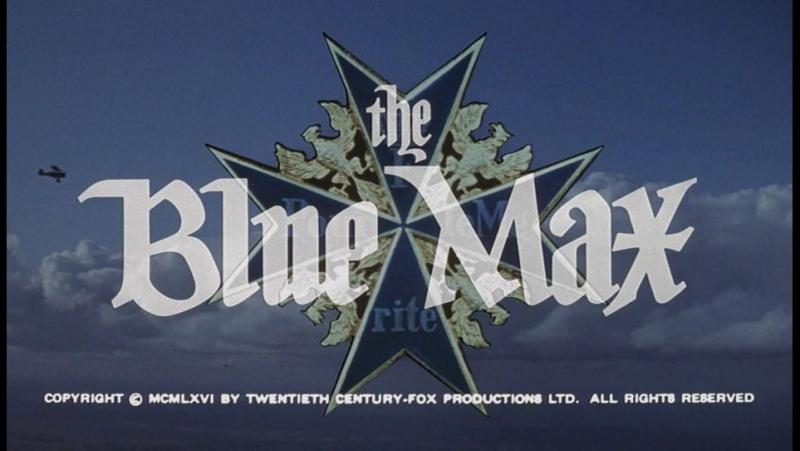 Голубой Макс The Blue Max (1966)