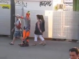 The funniest clown ever _Самый смешной клоун в мире ! =)