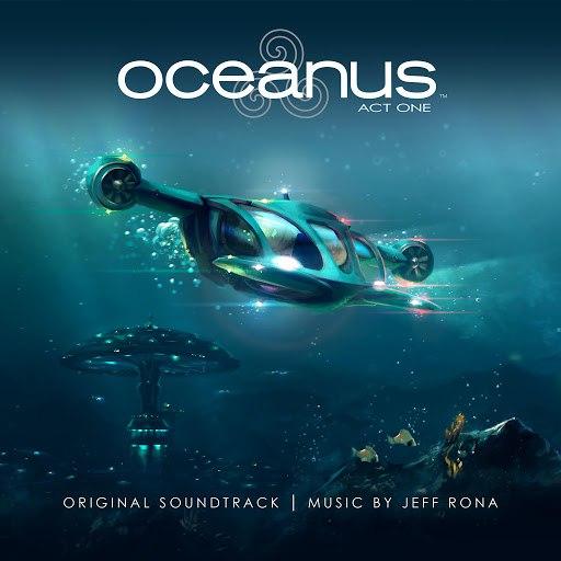 Jeff Rona альбом Oceanus