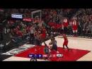 Портленд Трэйл Блэйзерс 116 123 Нью Орлеан Пеликанс Баскетбол НБА 3 12 2017