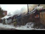 Житель Челябинской области спас людей при пожаре