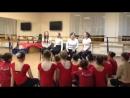 Ленинградки (отрывок песни) - мероприятие в честь Полного снятия Блокады Ленинграда