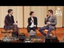 [RUS SUB] SAG Foundation: Беседа с Эдди Редмэйном и Фелисити Джонс - фильм «Вселенная Стивена Хокинга»