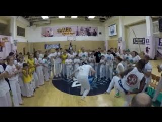 Capoeira Angola Palmares 14.10.2017