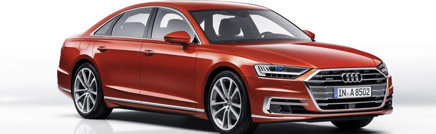 Самая технологичная Audi: цены и комплектации для России