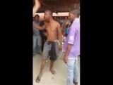 Невинные забавы парней из Касабланки (Марокко).