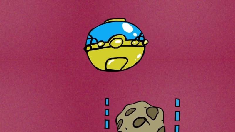 Пояс астероидов - Смешарики Пинкод - Карамболь