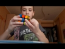 Сборка Кубика Рубика 3×3×3