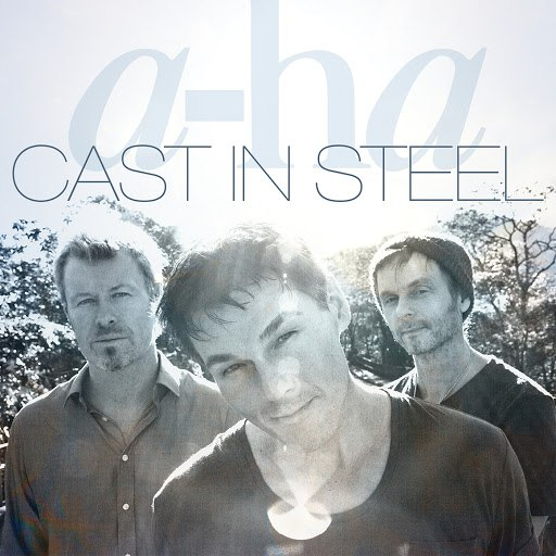 A-ha альбом Cast In Steel