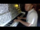 #yopiano Maestro Korzh и Мария Пушкина -репетируем песню твои глаза