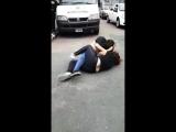 Pelea de chicas. - YouTube