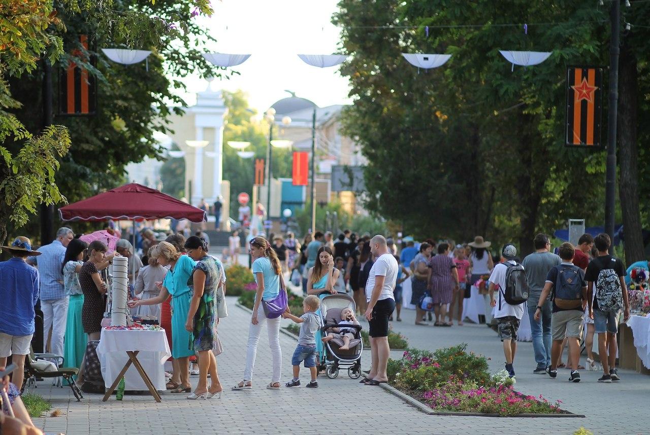 Полная афиша мероприятий на день города Таганрога 2017