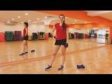Интервальная тренировка с Васиной Анной