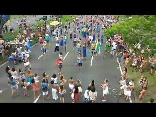В Рио перед карнавалом 3(февраль 2018, автостопом по Бразилии)