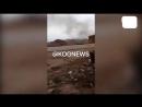 Кадры позавчерашней засады террористов ИГ на юго западе местности Эр Рияд Киркук Ирак
