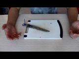 Нож Real Steel G3 Puukko Scandi , тесты ножа ! Как я это вижу !