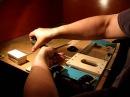 Изготовление шаблонов для врезки петель и замков с помощью регулируемого шаблона Часть 1