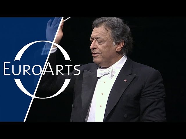 Johann Strauss Gala Concert in Vienna with José Carreras and Zubin Mehta (1999)