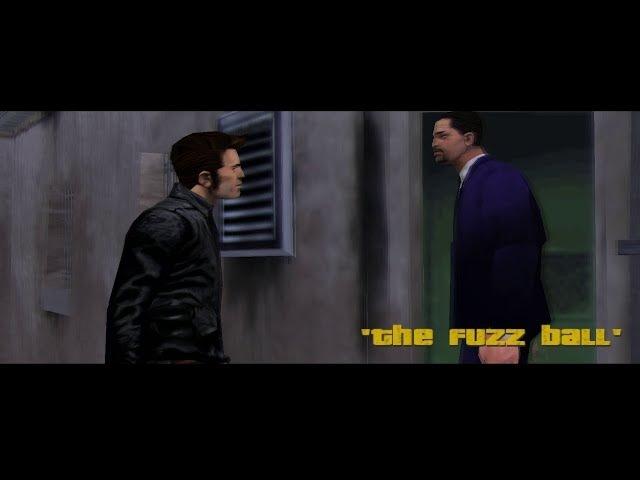 GTA 3 - The Fuzz Ball (Level 6)