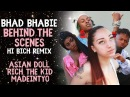 BHAD BHABIE Hi Bich Remix BTS Music Video | Danielle Bregoli