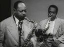 Charlie Parker and Coleman Hawkins, Lester Young, et al 1950) - 1 of 2