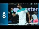 Рафаэль Надаль vs Марин Чилич Australian Open 2018