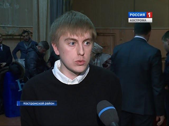 В Костромской области представили проект нового полигона для захоронения комму