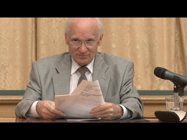 О крещении (МДА, 2012.05.18) — Осипов А.И.