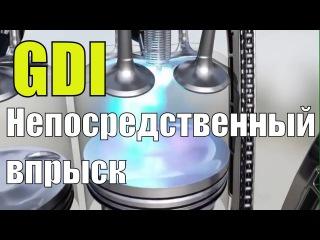 GDI непосредственный впрыск. Почему все так боятся иметь дело с GDI ?