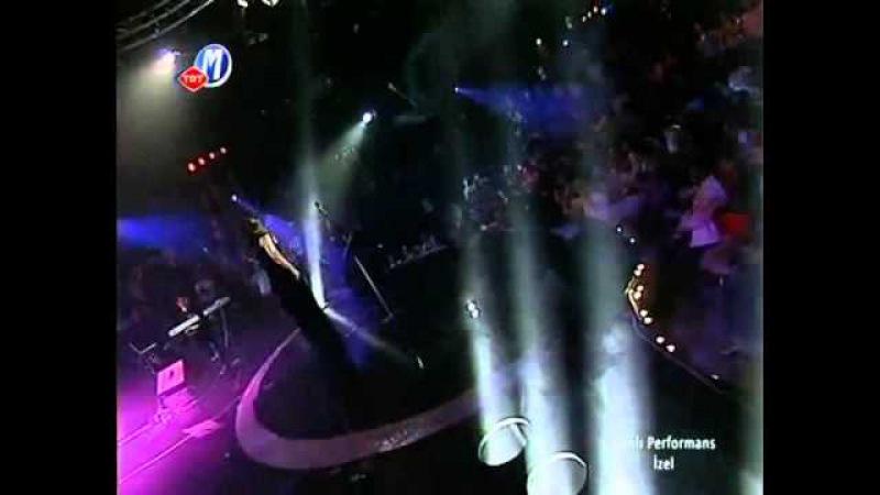 İzel - Geceler Kara (Canlı Performans)