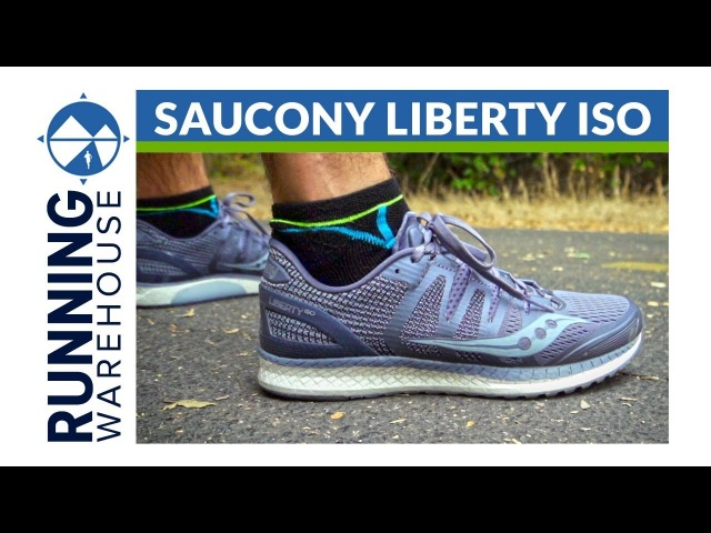 Men's Saucony Liberty ISO Review