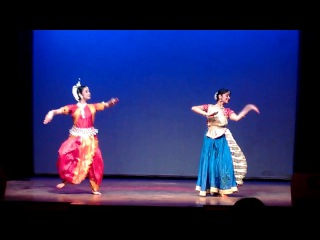 DUET: Kathak & Odissi