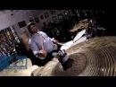 Raul Pineda plays DW Drums (100% GoPro)