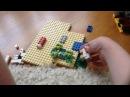 Лего Лагерь Майнкрафт Minecraft Lego
